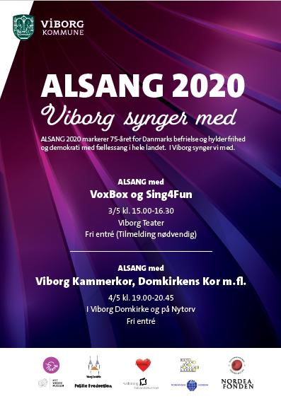 ALSANG – MAJ 2020