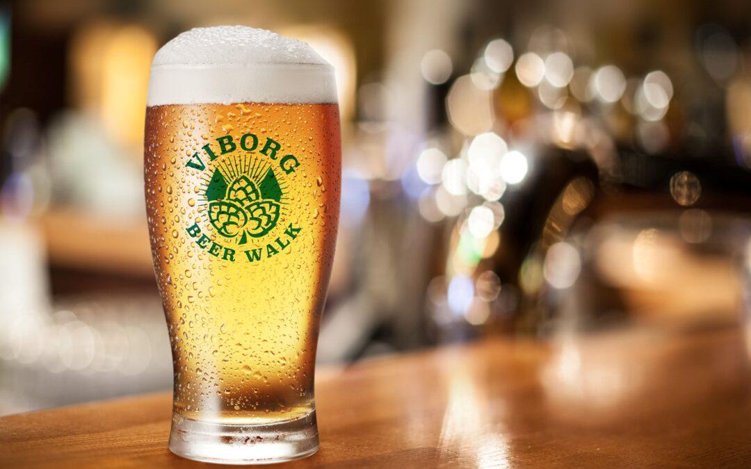 Viborg Beer Walk – hele året rundt